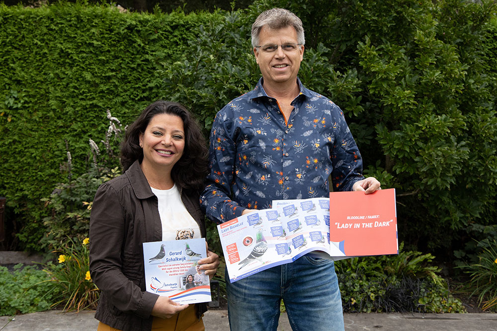 Katiuska & Gerard Schalkwijk